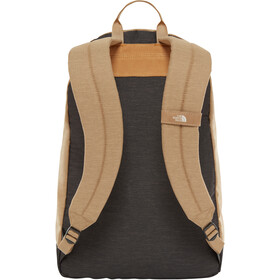 The North Face Berkeley Sac à dos, kelp tan dark heather/asphalt grey light heather